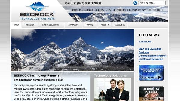 CaseStudy:<br />Bedrock Technology